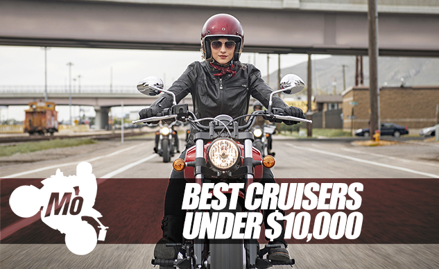 Super Cruiser Motorcycles - Cover