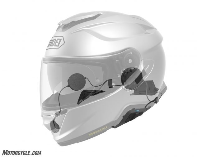 Shoei GT-Air II Sena SRL2