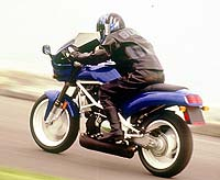 Church of MO: 1999 Buell Motorcycles