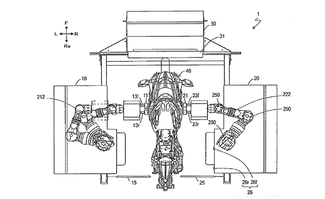 Yamaha-parking-robot-patent-f