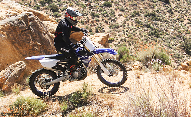 2019 Yamaha YZ250FX Review - Motorcycle com
