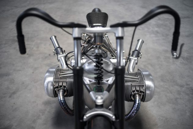 Revival Cycles Birdcage BMW R18 big boxer concept