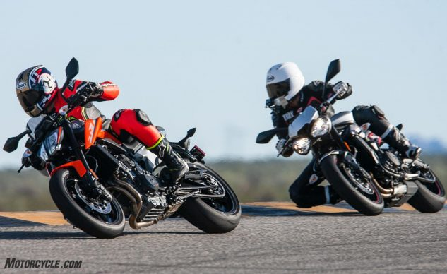 052419-top-10-track-day-reasons-00-2019-KTM-790-Duke-Triumph-Street-Triple