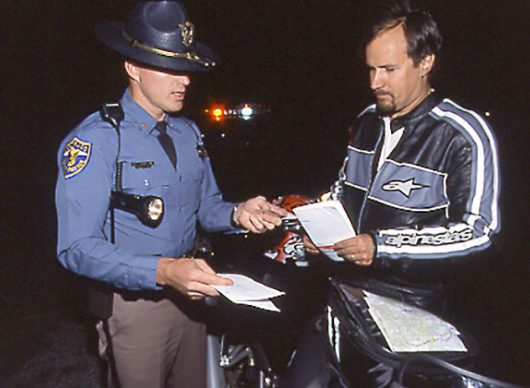 052419-top-10-track-day-reasons-09-evans-traffic-ticket