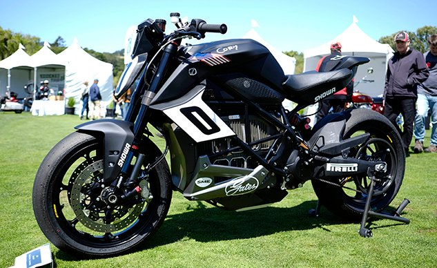 Fabulous Taking The Zero Sr F From Production Bike To Pikes Peak Gamerscity Chair Design For Home Gamerscityorg