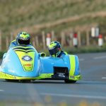 Alan Founds / Jake Louther (Team Founds Racing) TT Qualifying. Photo by: IOMTT Races