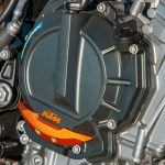 2019 KTM 790 Duke PowerPart case guard