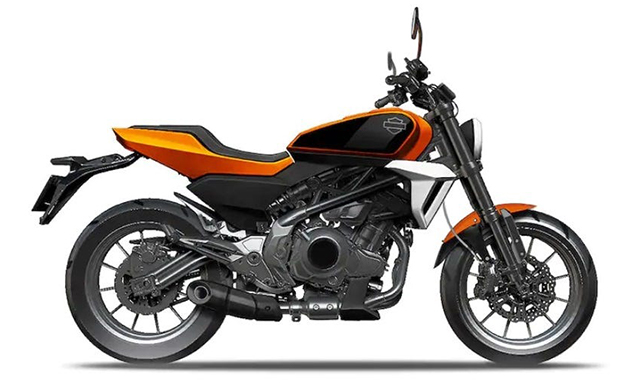 Harley-Davidson inks deal to build small motorcycles in China