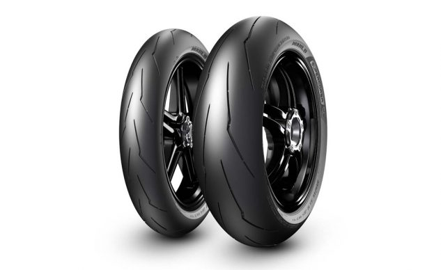 Pirelli Supercorsa SC tires