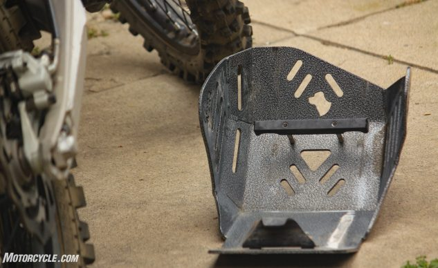 Black Dog Cycle Works Ultimate Skid Plate Review