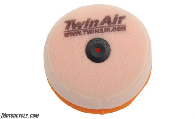 Twin Air Factory air filters