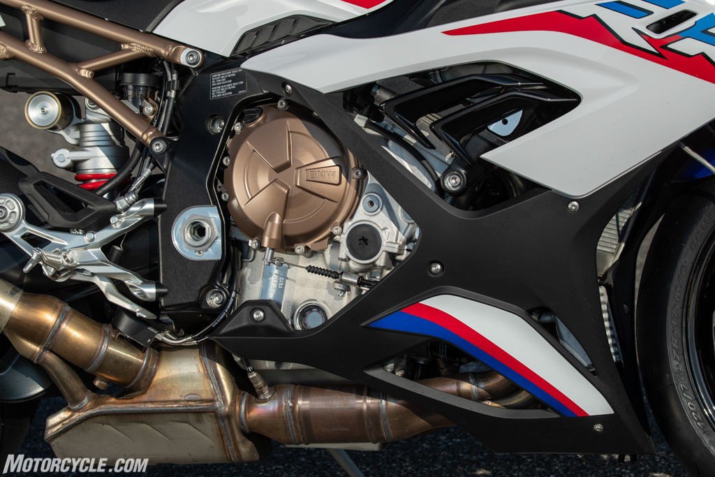 2020 BMW S1000RR Review - First Ride