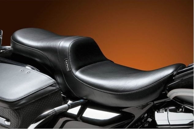 Le Pera Daytona 2-Up Seat For Harley-Davidson