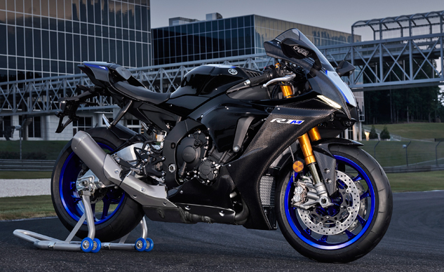2020 Yamaha Yzf R1 And Yzf R1m First Look Motorcycle Com