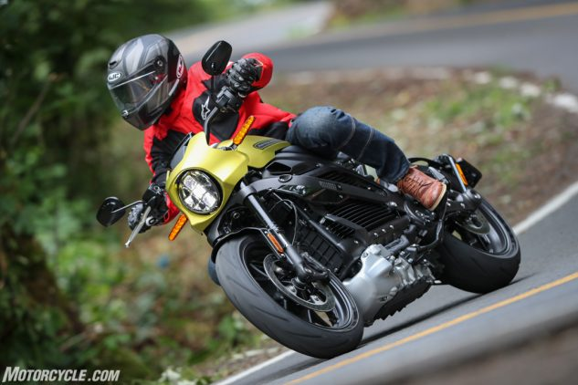 2020 Harley-Davidson Livewire Review