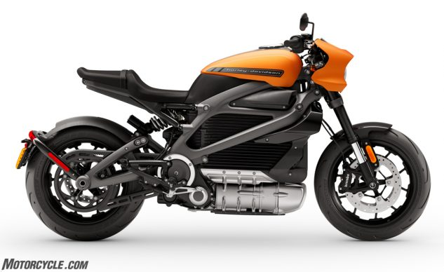 Harley-Davidson halts LiveWire electric motorcycle production