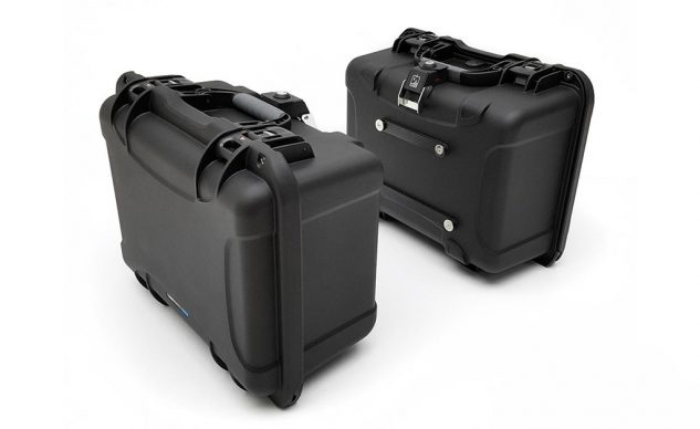 DrySpec H35 A-Lock Waterproof 35L Side Case Set