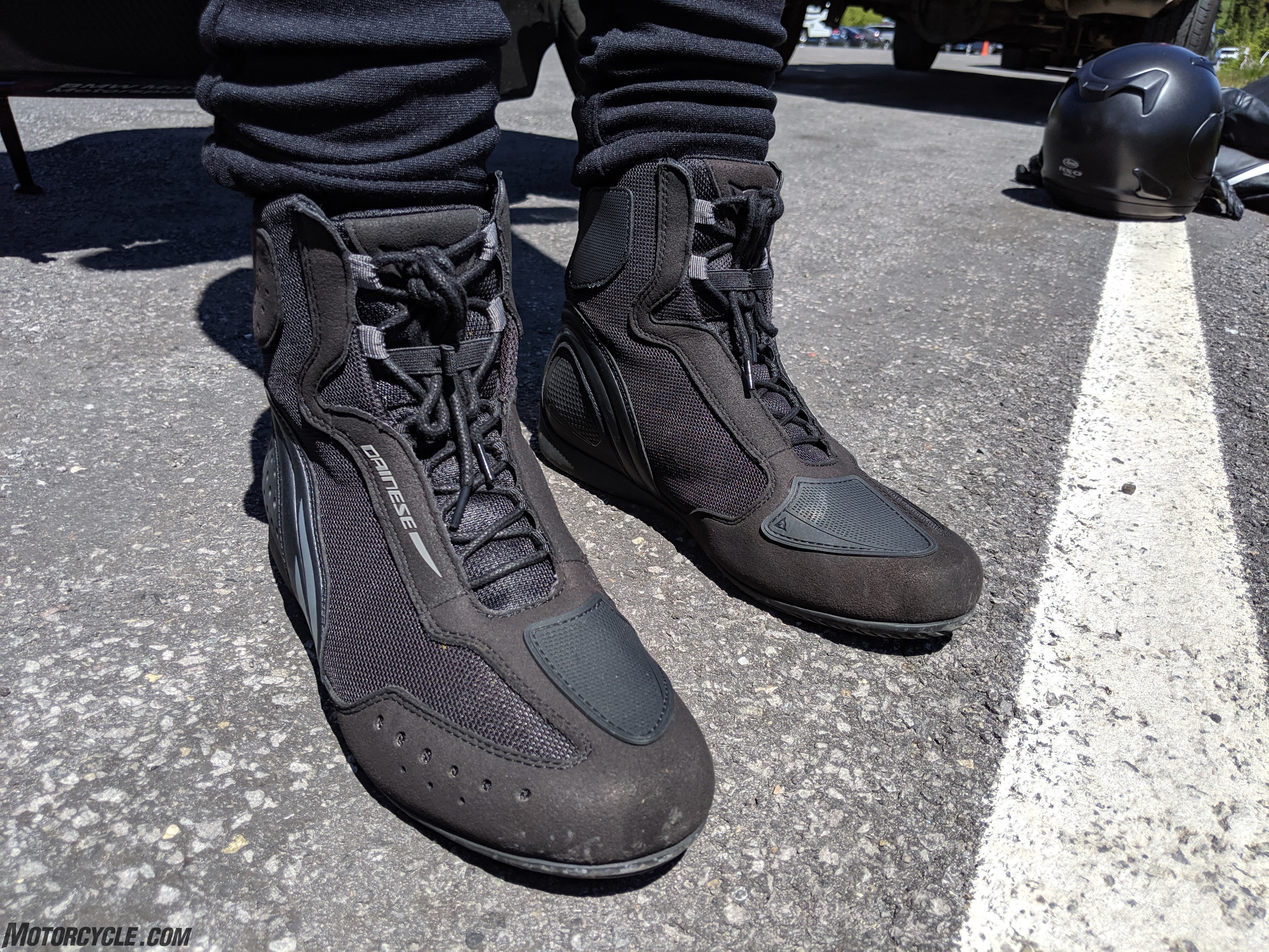 Women's Gear Review: Dainese Sport Boots and Shoes