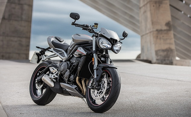 2020 Triumph Street Triple Updates Confirmed by CARB Filings