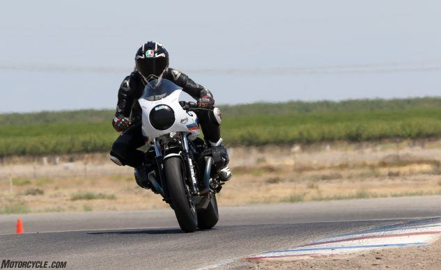 BMW R nineT Racer: Part One - Getting the Boxer in Shape for