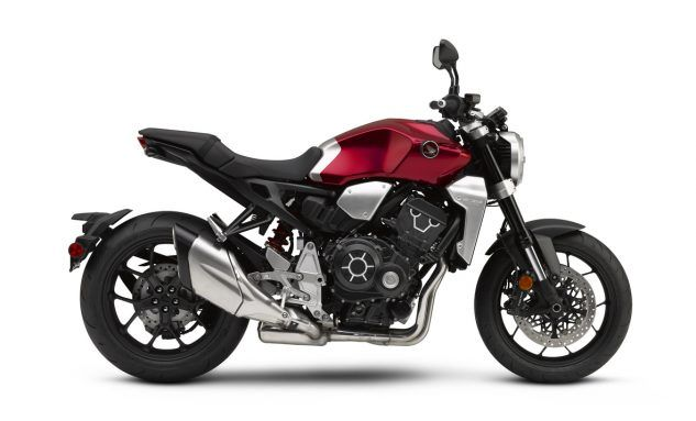Honda Motorcycles: Reviews, Prices, Photos and Videos