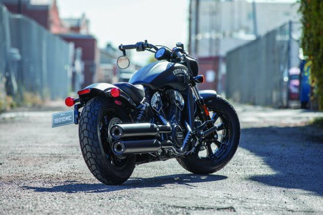 2020 Indian Scout 100th Anniversary and Scout Bobber Twenty