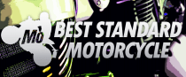 Best Standard Motorcycle of 2019