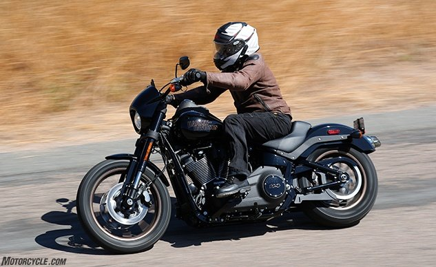 2020 Harley-Davidson Low Rider S Review - First Ride