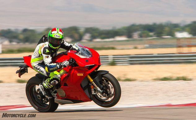 Best Sportbike of 2019 Runner-Up: Ducati Panigale V4 S