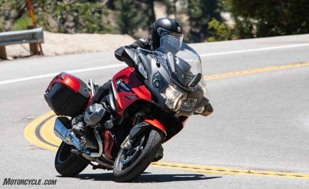 Best Touring Motorcycle of 2019: BMW R1250RT