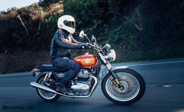 Best Value Motorcycle of 2019: Royal Enfield Interceptor 650