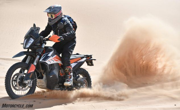 Motorcycle of the Year: 2019 KTM 790 Adventure R