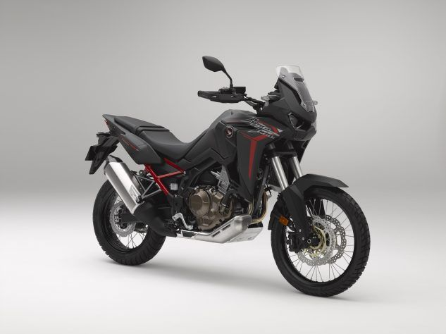 "https://www.motorcycle.com/ ""width ="" 633 ""height ="" 474 ""srcset ="" https://www.motorcycle.com/blog/wp-content/uploads/2019/09/092319-2020- Honda-CRF1100L-Africa-Twin_Matte-Black-Metallic-RF34-633x474.jpg 633w, https://www.motorcycle.com/blog/wp-content/uploads/2019/09/092319-2020-Honda-CRF1100L-Africa -Twin_Matte-Black-Metallic-RF34-315x236.jpg 315w, https://www.motorcycle.com/blog/wp-content/uploads/2019/09/091919-2020-Honda-CRF1100L-Africa-Twin_Matte-Black- Metallic-RF34-768x575.jpg 768w, https://www.motorcycle.com/blog/wp-content/uploads/2019/09/091919-20-Honda-CRF1100L-Africa-Twin_Matte-Black-Metallic-RF34-61x46 .jpg 61w, https://www.motorcycle.com/blog/wp-content/uploads/2019/09/092319-2020-Honda-CRF1100L-Africa-Twin_Matte-Black-Metallic-RF34-120x90.jpg 120w, https : //www.motorcycle.com/blog/wp-content/uploads/2019/09/092319-2020-Honda-CRF1100L-Africa-Twin_Matte-Black-Metallic-RF34-124x93.jpg 124w, https: // www. motorcycle.com/blog/wp-content/uploads/2019/09/092319-2020-Honda-CRF1100L-Afric a-Twin_Matte-Black-Metallic-RF34-186x139.jpg 186w, https://www.motorcycle.com/blog/wp-content/uploads/2019/09/091919-2020-Honda-CRF1100L-Africa-Twin_Matte-Black -Metallic-RF34-171x128.jpg 171w, https://www.motorcycle.com/blog/wp-content/uploads/2019/09/091919-2020-Honda-CRF1100L-Africa-Twin_Matte-Black-Metallic-RF34- 183x137.jpg 183w, https://www.motorcycle.com/blog/wp-content/uploads/2019/09/092319-2020-Honda-CRF1100L-Africa-Twin_Matte-Black-Metallic-RF34-220x165.jpg 220w, https://www.motorcycle.com/blog/wp-content/uploads/2019/09/092319-2020-Honda-CRF1100L-Africa-Twin_Matte-Black-Metallic-RF34-334x250.jpg 334w, https: // www .motorcycle.com / blog / wp-content / uploads / 2019/09 / 092319-2020-Honda-CRF1100L-Africa-Twin_Matte-Black-Metallic-RF34-518x388.jpg 518w, https://www.motorcycle.com/ blog / wp-content / uploads / 2019/09 / 092319-2020-Honda-CRF1100L-Afrique-Twin_Matte-Noir-Métallisé-RF34-562x421.jpg 562w ""tailles ="" (largeur maximale: 633 pixels, 100vw, 633 pixels ""/ >  <p class="
