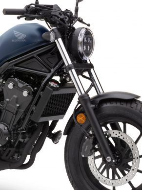 2020 Honda Rebel fork