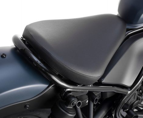 2020 Honda Rebel seat