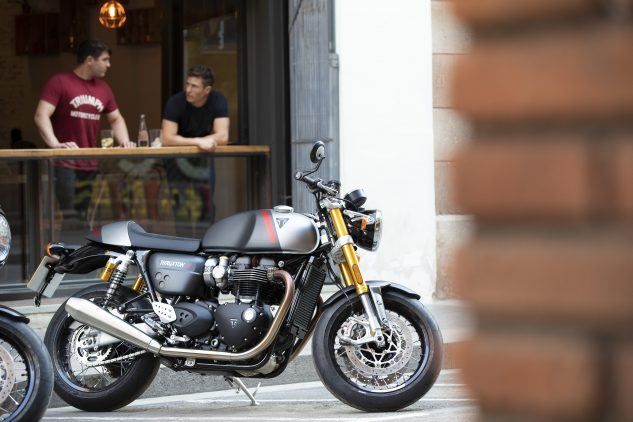 2020 Triumph Thruxton RS First Look - Motorcycle.com
