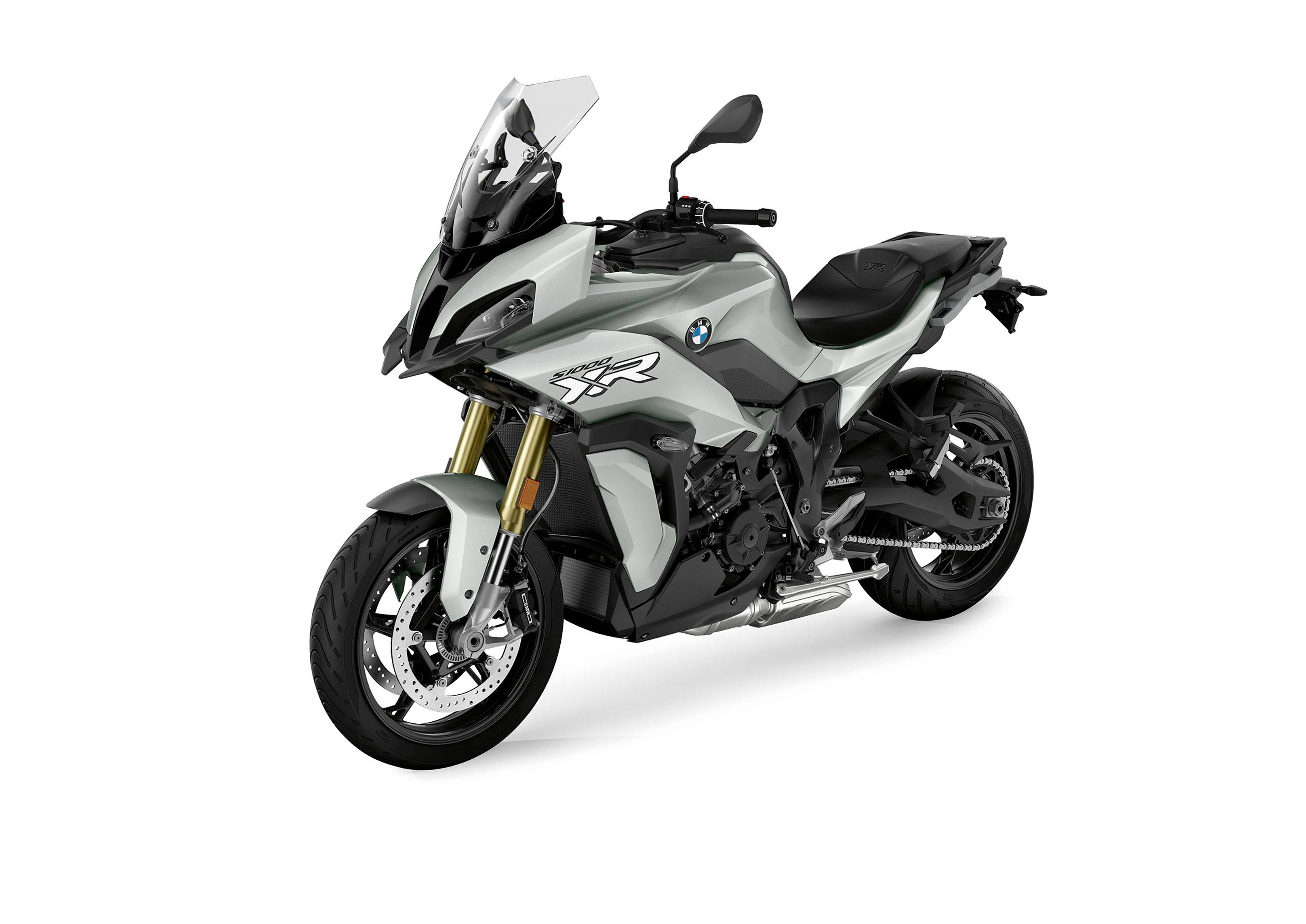 2020 bmw s1000xr first look - motorcycle