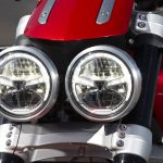 2020 Triumph Rocket 3 headlight