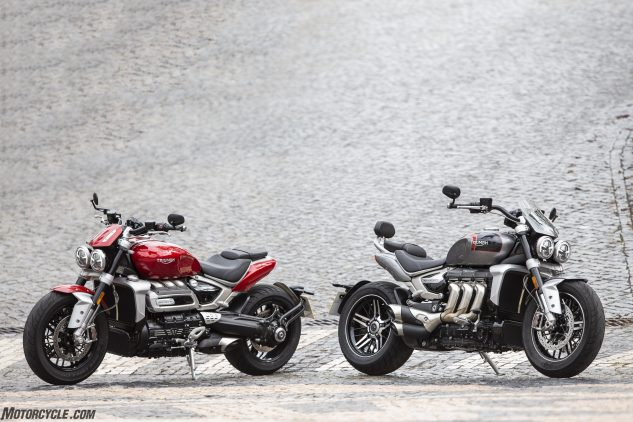 2020 Triumph Rocket 3 Review