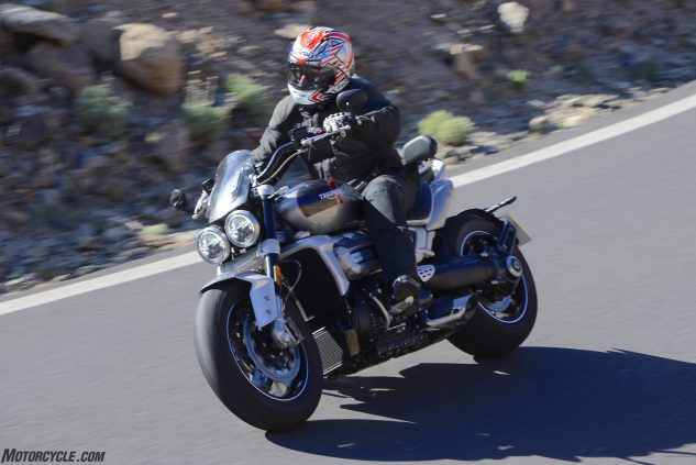 2020 Triumph Rocket 3 GT Review
