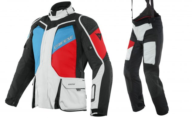 Dainese D-Explorer 2 Gore-Tex Jacket and Pants