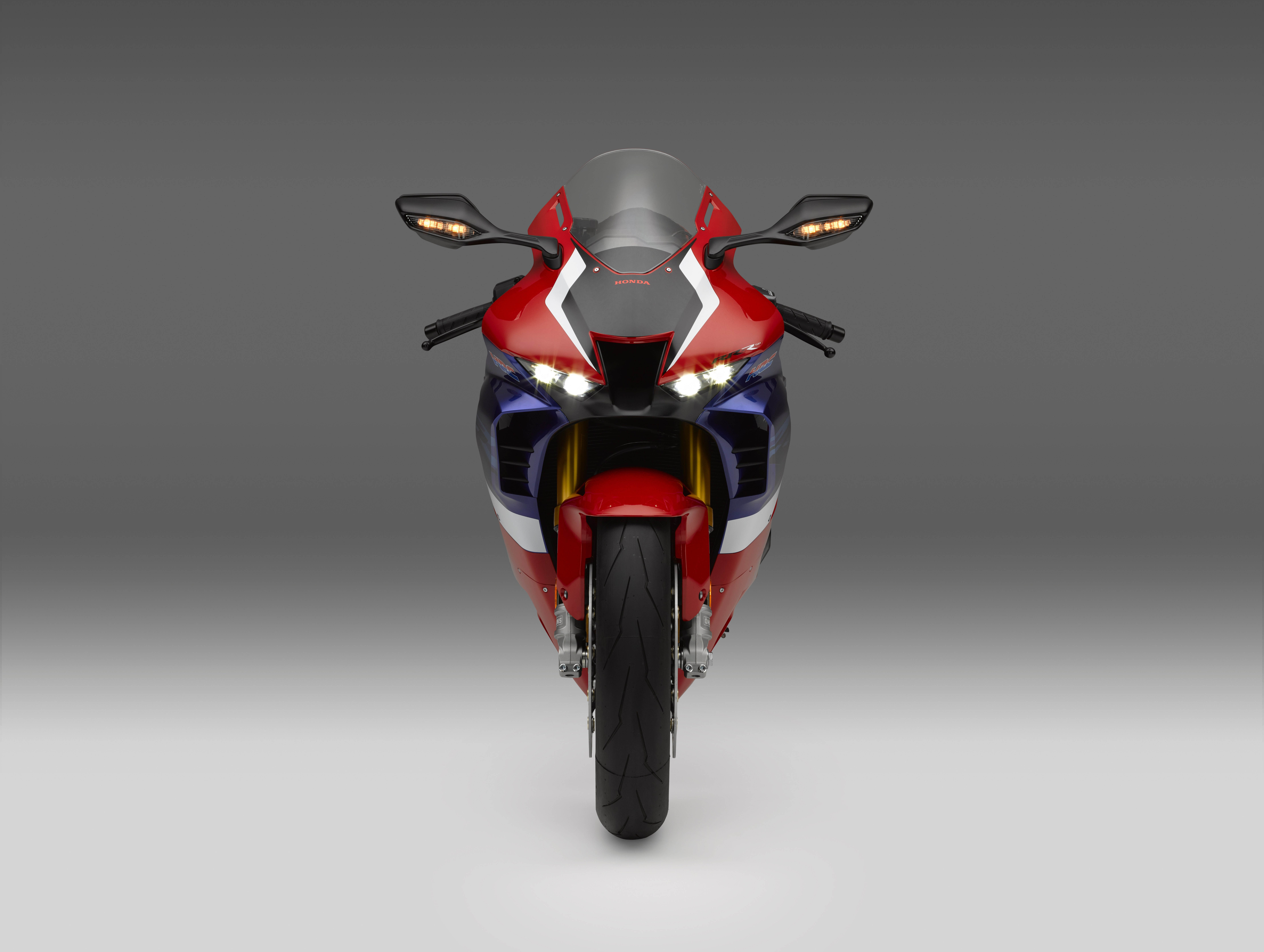 Honda unveils upgraded CBR1000RR-R Fireblade ahead of EICMA debut