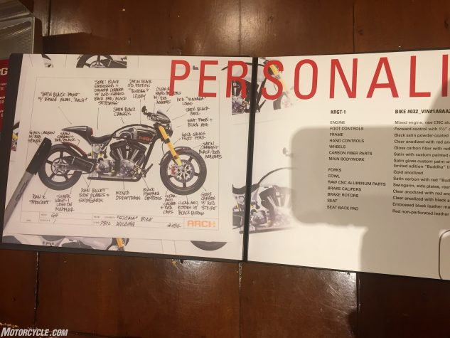 2020 Arch KRGT-1 booklet
