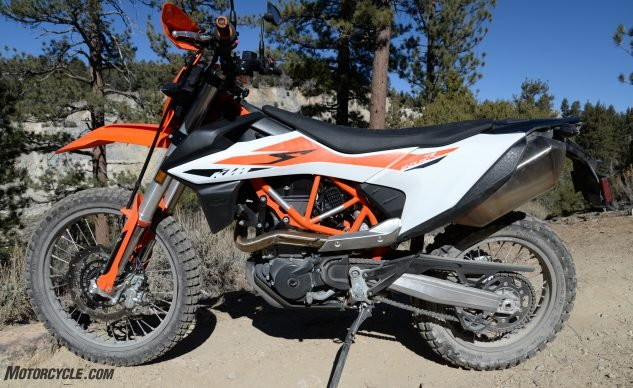 2019 KTM 690 Enduro R Review