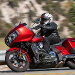 Bagger Battle Harley-Davidson Indian Challenger