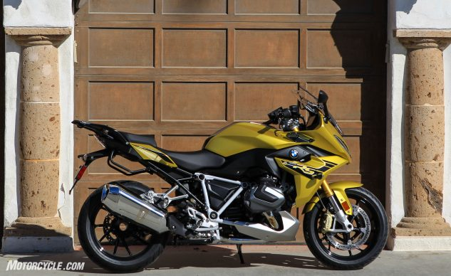 2020 BMW R1250RS review