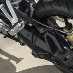 2020 BMW R1250RS paralever shaft drive