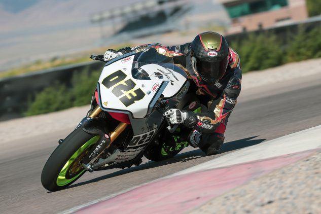Riding, And Racing, The Lightfighter LFR19 Electric Motorcycle – Part 2