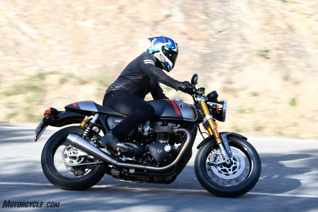 2020 Triumph Thruxton RS Review