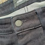 Pando Moto Steel Black Jeans Review